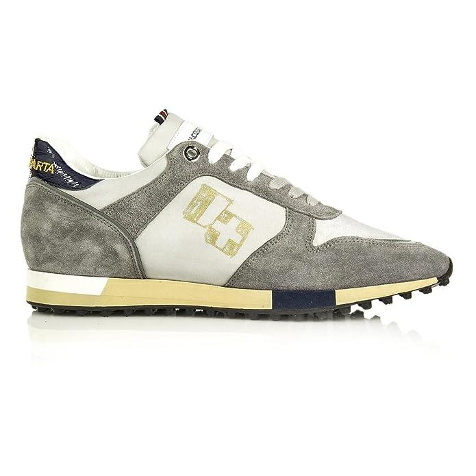 D'Acquasparta Cosimo U600, Scarpa Uomo, Sneaker, Lacci