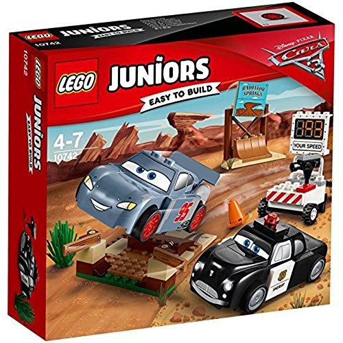 LEGO Juniors Entrenamiento de Willy la colina