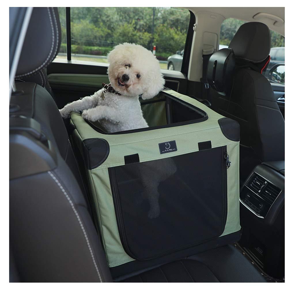 犬の部屋/ペットのテントカーアウト 丈夫で横のポケット(グリーン、91x61x58cm) (サイズ さいず : 91x61x58cm) B07QLWWL9V  91x61x58cm