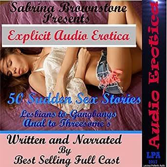 Free audio lesbian sex stories