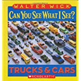 Can You See What I See? Trucks and Cars