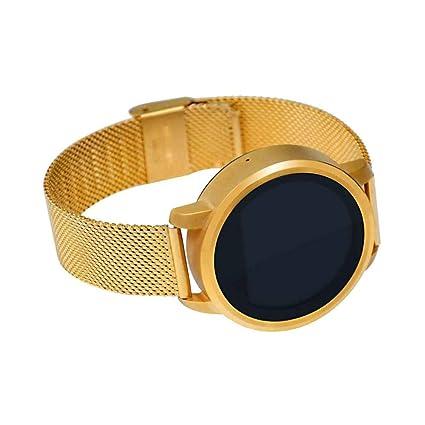 Impermeable y prueba de polvo Smartwatch, Multi-Idioma ...