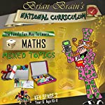 Brian Brain's National Curriculum KS2 Y6 Maths Mixed Topics | Russell Webster