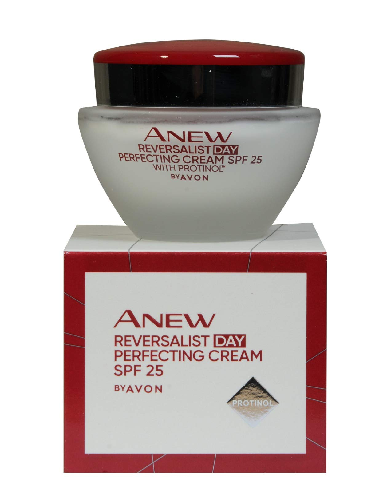 Avon Reversalist Day Renewal Cream SPF 25 1.7oz./50g