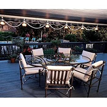 Homevisions Sunsetter Patio Lights Patio Deck Lights