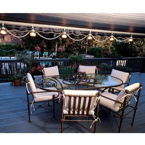Homevisions SunSetter Patio Lights