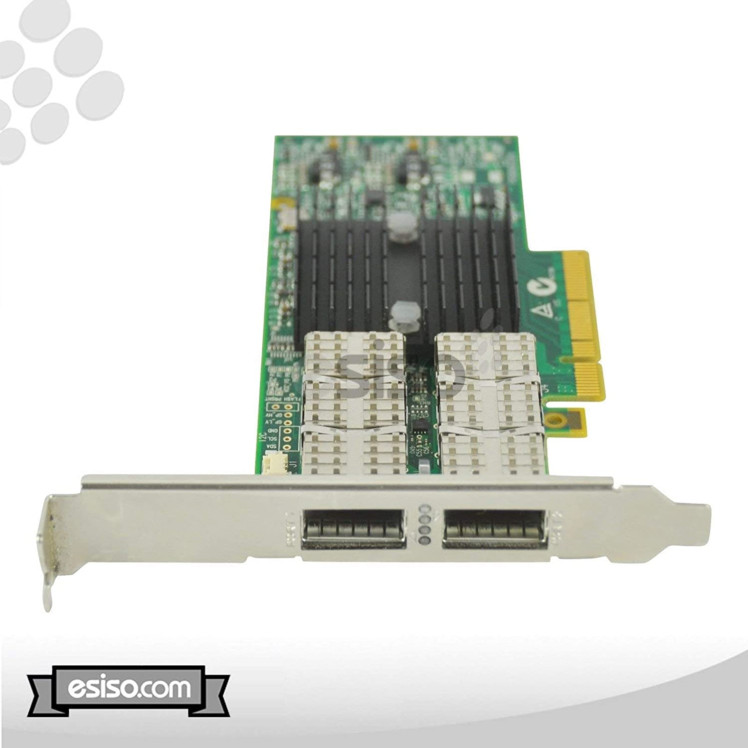 Renewed INFINIBAND FDR 2 Port Standard PCI Format HCA HP 661685-001 ETHERNET 40GbE