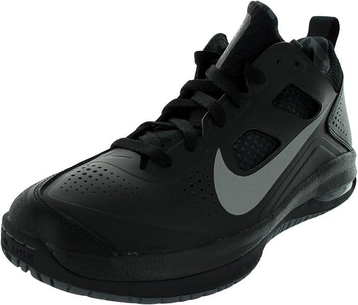 00cb4d77b5ac3 Nike Men's AIR MAX DOMINATE XD BASKETBALL SHOES 12 (BLACK/DARK GREY)