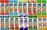 vinegar and salt almonds - Blue Diamond Almonds Variety Pack (1.5 Ounce Bags) (20 Pack)