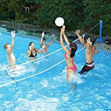 Swimline 9186 In Ground Swimming Pool Volleyball Game Deal