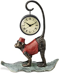 SPI Home Monkey Clock