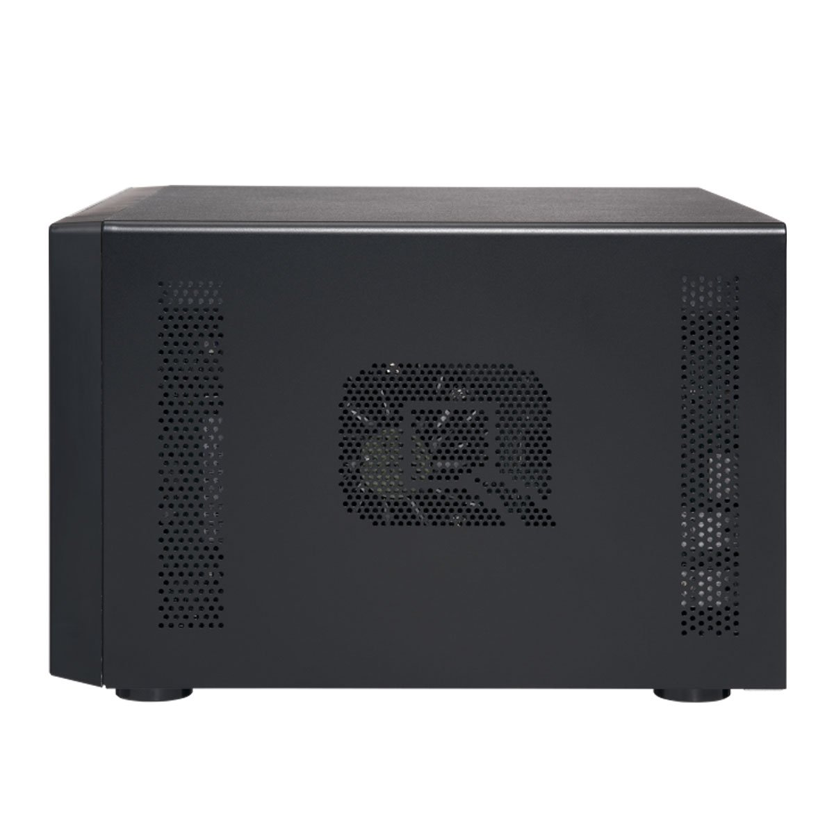 QNAP TS-832X-8G-US High-Performance 8-Bay 64-bit NAS with Built-in 2 x 10GbE (SFP+) Network, Hardware Encryption, Quad Core 1.7GHz, 8GB RAM, 2 x 1GbE by QNAP (Image #3)