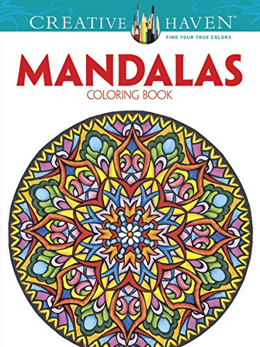 - Creative Haven Mandalas Collection Coloring Book (Creative Haven Coloring Books)