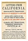 Letters from California, 1846-1847, William R. Garner, 0520015657