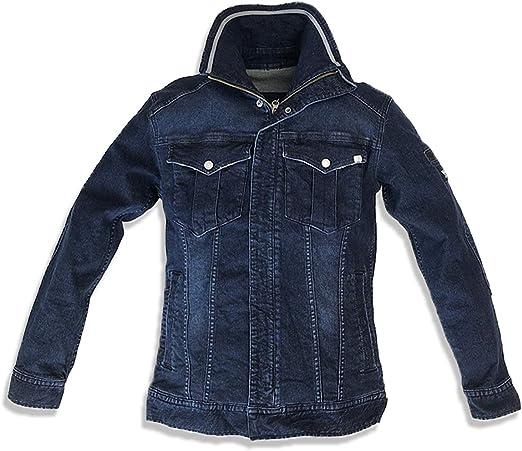 [BMC ブルーモンスタークロージング] ワークデニムジャケット ストレッチデニム ニードルズ3rdジャケット メンズ U01W