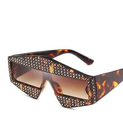 GCC Las Gafas de Sol Tendencia Insertar la Broca de una ...