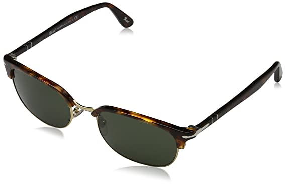 a6149d9e09 Image Unavailable. Image not available for. Color  Persol 8139S 24 31 Havana  8139S Wayfarer Sunglasses Lens Category 3