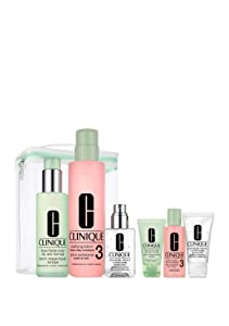 Clinique Large 3-Step Skincare Set For Combination Oily Skin