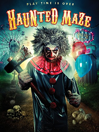 Haunted Maze -