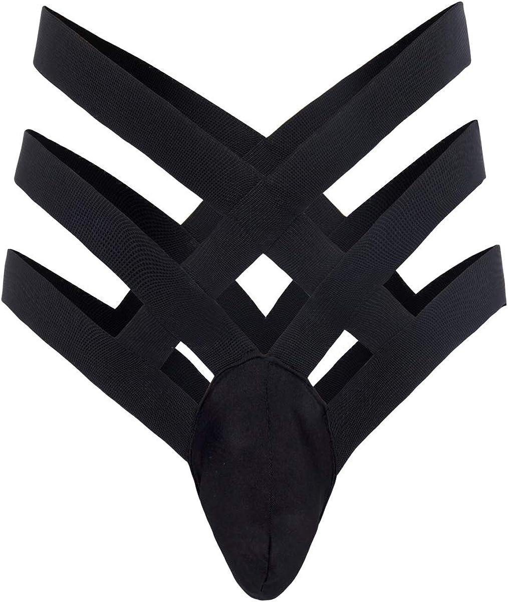 IWEMEK Uomo Hollow Out Underwear Bendaggio Atletico Vita Alta Jockstrap Erotico Boxer Shorts Mutandine Lingerie Perizoma Bikini Slip Nightwear