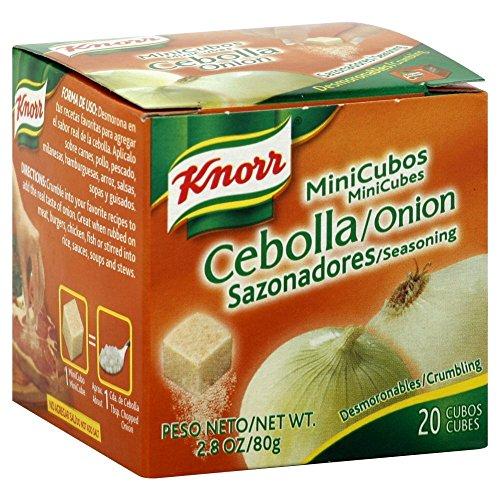 Knorr Mini Cubes Onion Seasoning 20 -