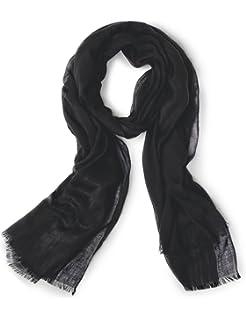 Street One Damen Tuch 570494, Black, One Size (Herstellergröße  A ... 06dc884c292