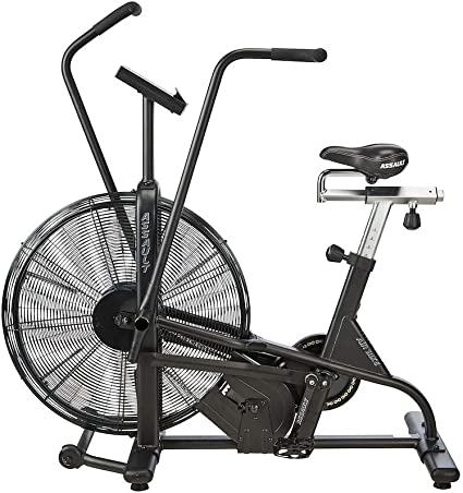 LifeCore Fitness Assault Air Bike Trainer: Amazon.es: Deportes y ...