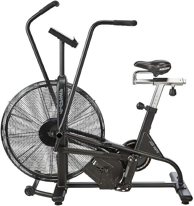 LifeCore Fitness Assault Air Bike Trainer: Amazon.es: Deportes y aire libre