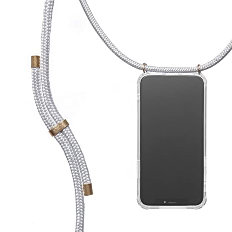 xouxou berlin Phone Necklace - iPhone X - Custodia protettiva