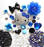 LOVEKITTY DIY 3D Blinged Out Kitty Cell Phone