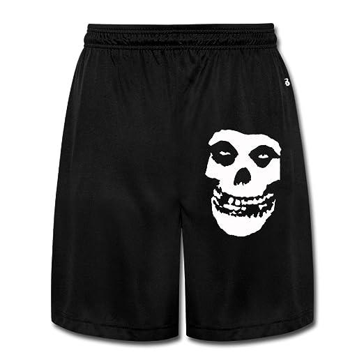 148418e827 Amazon.com: Misfits Logo Mens Jogging PantsCool Cute: Clothing
