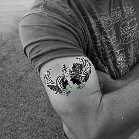 Handaxian 5 Piezas Antiguo Escarabajo Egipcio Tatuaje Flash ...