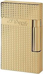 S.T. Dupont Ligne 2 Diamond Head Gold Lighter - Gold 16284