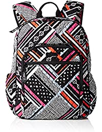 Campus Tech Backpack, Signature Cotton