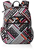 Women's Campus Tech Backpack, Signature Cotton, Northern Stripes