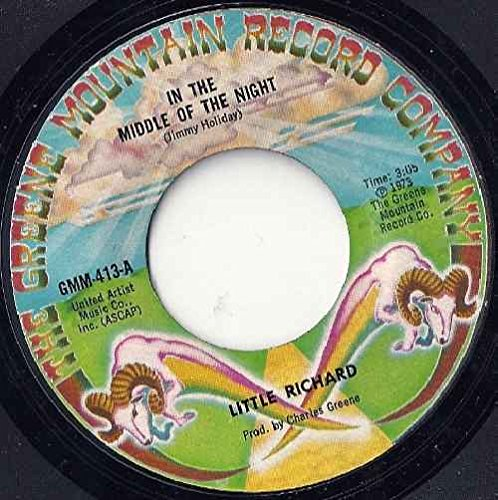 In The Middle Of The Night / Where I Will Find A Place To Sleep This Evening - Little Richard 7