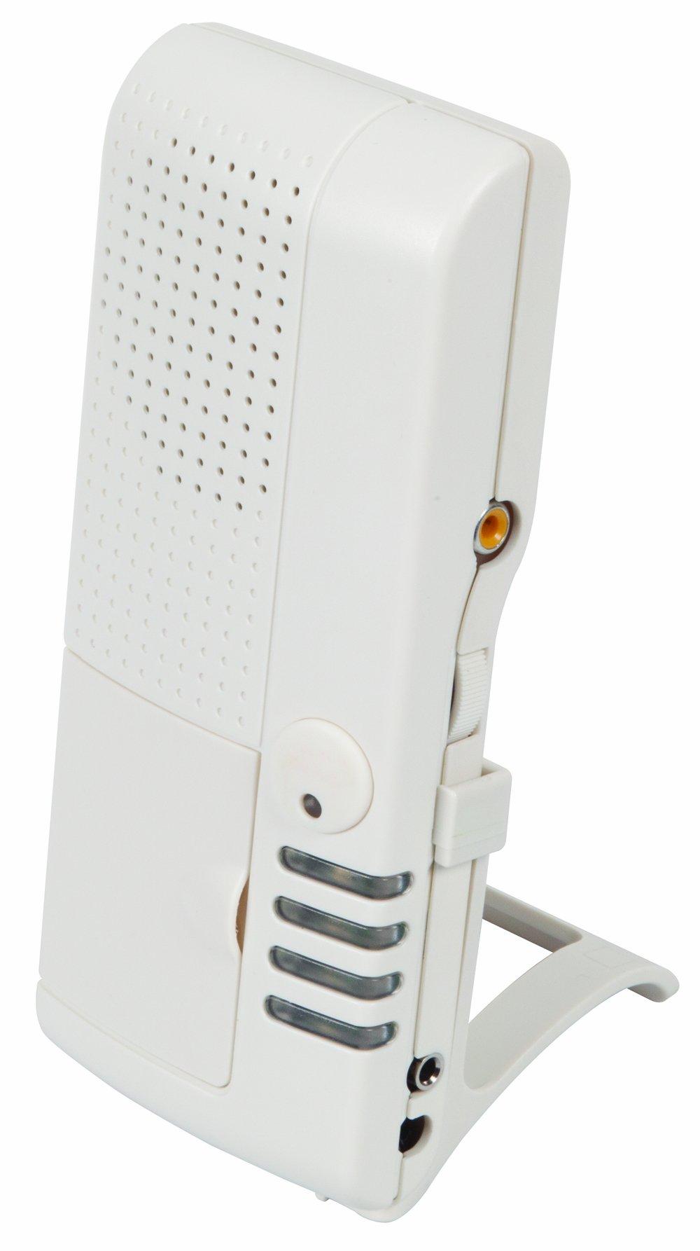 Safety Technology International, Inc.STI-V34150 Wireless Battery Powered Driveway Monitor with Voice Receiver by Safety Technology International, Inc. (Image #4)
