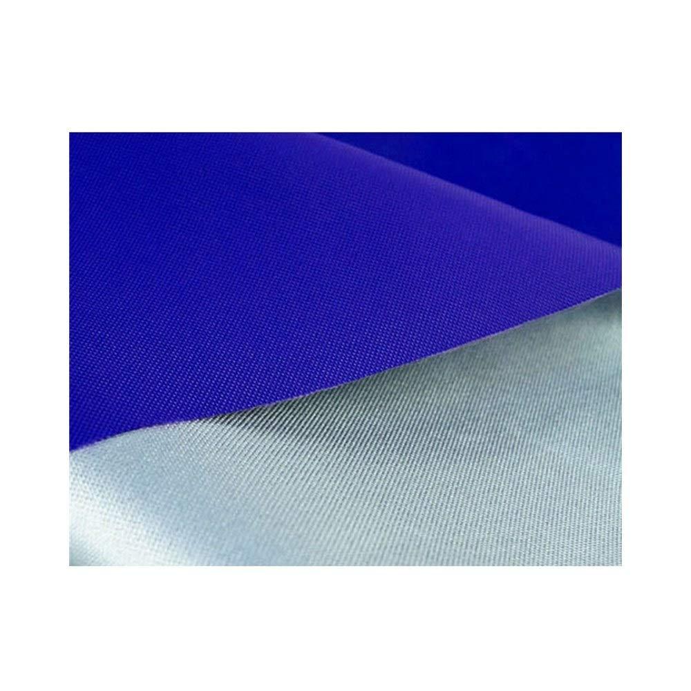 A 815m AJZXHE BÂche Prougeection Contre la Pluie Pare-Soleil Voiture Oxford Tissu Tente extérieure Tissu Anti-poussière Coupe-Vent Pare-Soleil (Bleu, Rose) -Tente