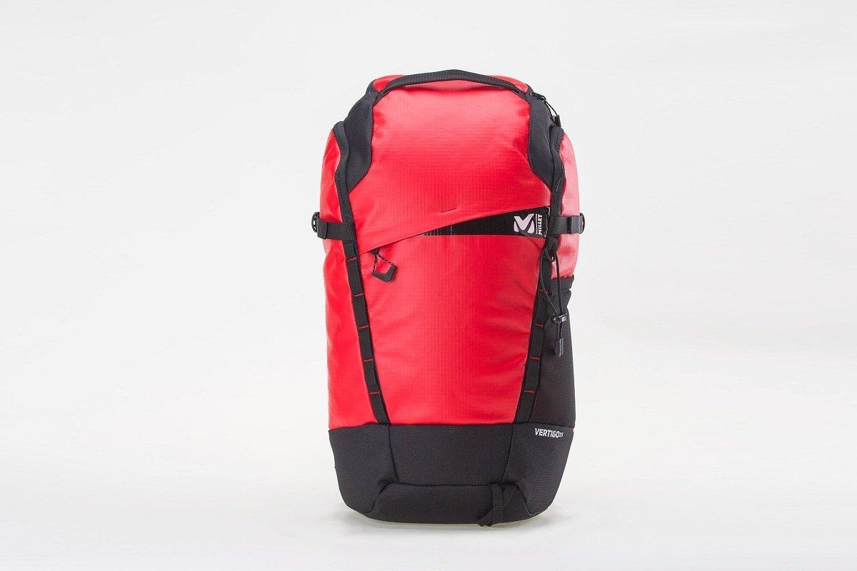 [ミレー] リュック ヴェルティゴ 25 MIS2038 B01ARDX9S4 RED ROUGE RED ROUGE