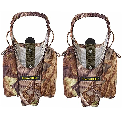 Realtree Thermacell Mosquito Repellent (Thermacell Realtree Xtra Camo Holsters for Mosquito Repellent Devices, 2-Pack (MR-HTJ))