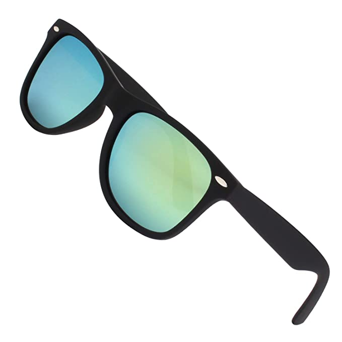 GQUEEN Unisex Caminante gafas de sol polarizadas GQF0