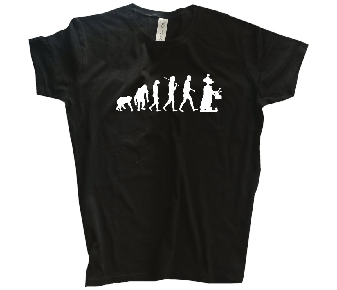 Shirtzshop T-shirt Evolution Lehrer B00PSTA742 T-Shirts T-Shirts T-Shirts Zuverlässige Leistung b46dcd
