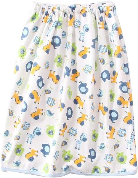 Komfortable Kinder Windel-Rock Shorts 2-in-1 waschbar auslaufsicher wasserdicht Baby Kind Windel Rock Hose