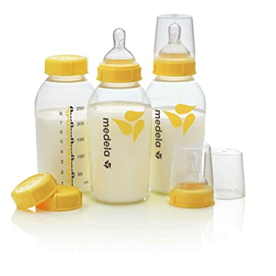 Medela Breastmilk Bottle Set