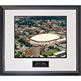 Syracuse University Overhead of Campus Framed 16x20 Photograph
