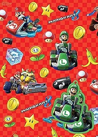 Mario Kart Gift Wrap & Tags ...