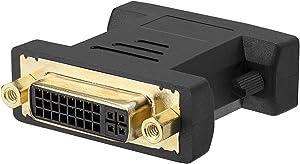 Cmple - DVI-A Female to HD15 (VGA) Male Adapter Gold