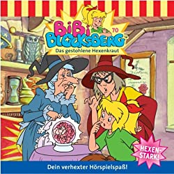 Das gestohlene Hexenkraut (Bibi Blocksberg 70)