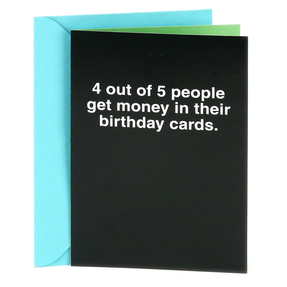 Amazon Hallmark Shoebox Funny Humor Birthday Greeting Card 4