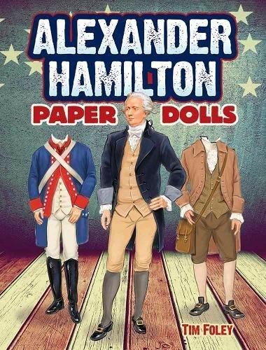 Alexander Hamilton Paper Dolls